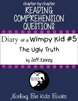 Reading Comprehension Questions | Diary of a Wimpy Kid #5