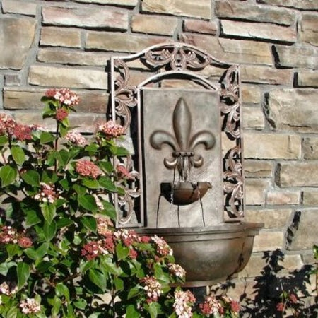 The 25+ Best Outdoor Wall Fountains Ideas On Pinterest | Water Wall Fountain,  Wall Fountains And Contemporary Water Feature