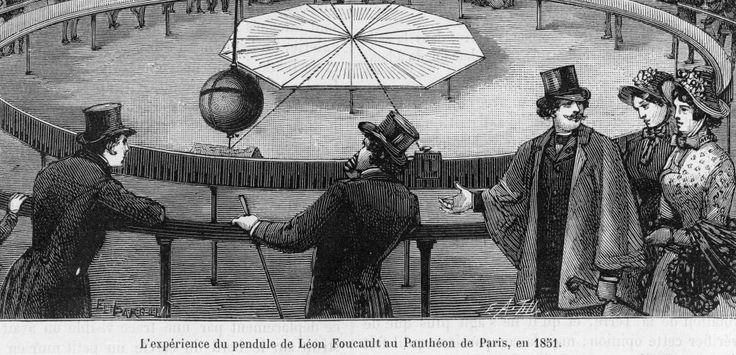 Le philosophe et écrivain italien Umberto Eco est mort dans la nuit de vendredi à samedi. L'un de ses livres les plus célèbres était consacré au fameux pendule imaginé par Léon Foucault pour prouver la rotation de la Terre.