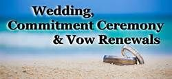 Wedding & Commitment Ceremonies, & Vowel Renewals. Rebecca O'Sullivan Celebrant. 0420 639 653 Rockingham WA 6168