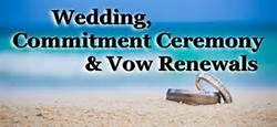 Wedding & Commitment Ceremonies, & Vowel Renewals. Rebecca O'Sullivan Celebrant. 0420 639 653 Rockingham WA 6168