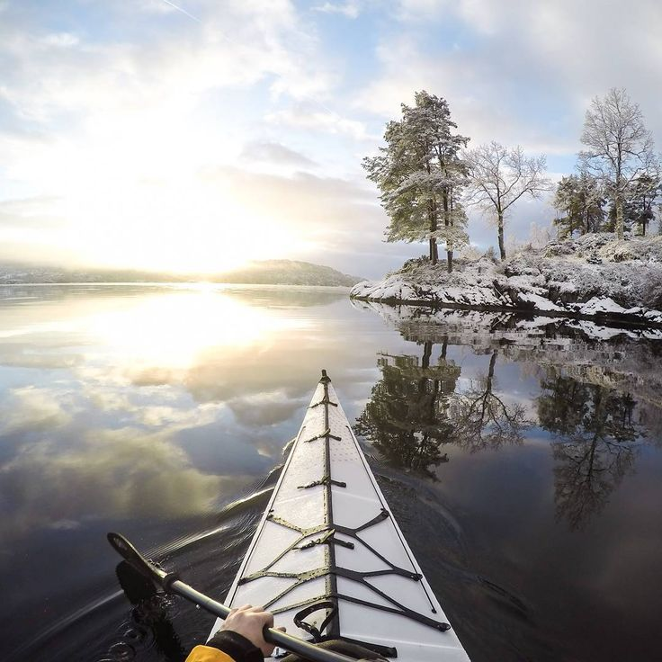 Adventure Photography.  Smoke & mirrors in western Norway. Orukayak and GoPro.  http://www.furmanek.com