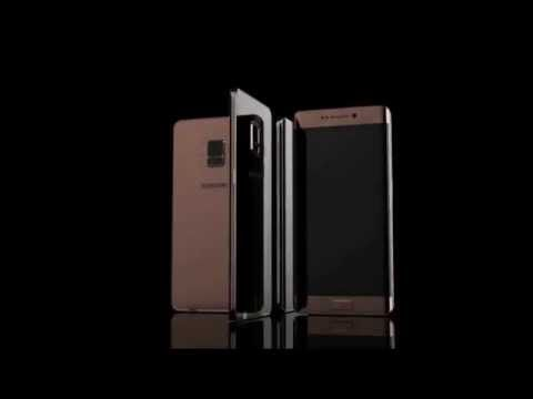 Samsung Galaxy Note 5 Edge - Design Teaser - YouTube