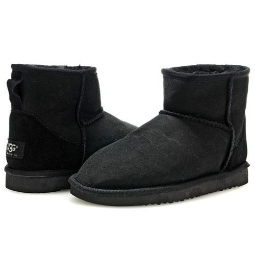 UGG Boots Classic Mini Black - $64.99 : UGGS On Sale - UGGS Outlet For UGGS Boots On Sale