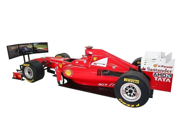JBFP001S - Full Size F1 Racing Simulator - 3 LCD Screens - 2 - JBFP001S - Full Size F1 Racing Simulator - 3 LCD Screens - 2.jpg