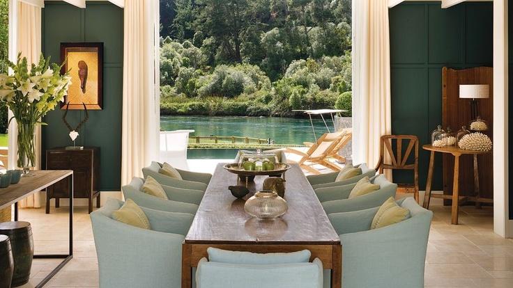 Dining room - Owner's Cottage