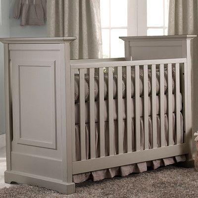 Muniré Furniture Chesapeake Classic 3-in-1 Convertible Crib & Reviews | Wayfair