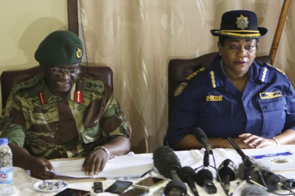 Army, police warn 'misguided members of public' - NewsDay - http://zimbabwe-consolidated-news.com/2017/12/13/army-police-warn-039misguided-members-of-public039-newsday/