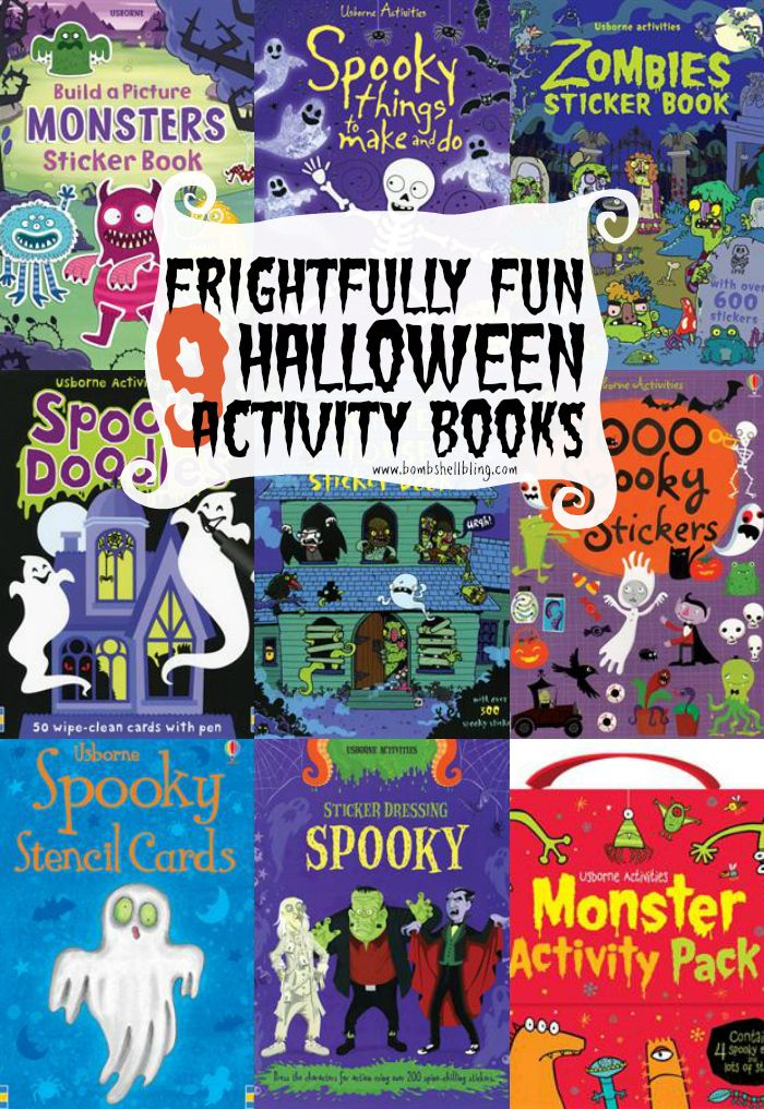 9 Frightfully Fun Halloween Picture Books