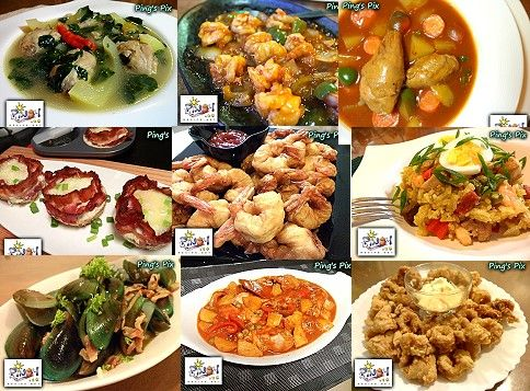 289 best images about traditional filipino food for Different ideas for xmas dinner