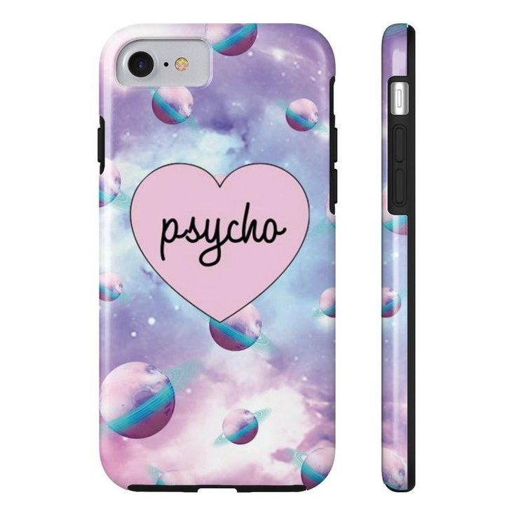 Starlet in a Psycho Galaxy Phone Case