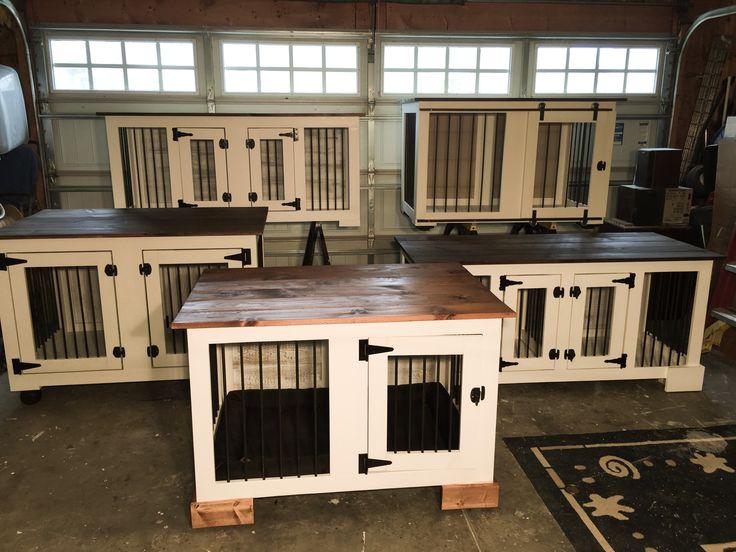 Hundebox wohnzimmer ~ Besten dog crates bilder auf hundeboxen