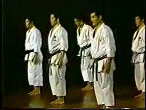 Shotokan Karate-Do All Heian Kata Japanese Karate Association - Martial Arts