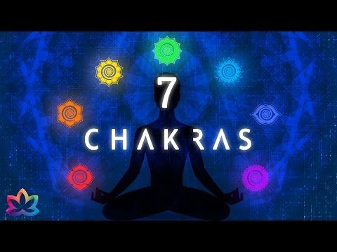 Unblock All 7 Chakras | Guided Meditation | Healing Camp 2016 | Day 16 - YouTube