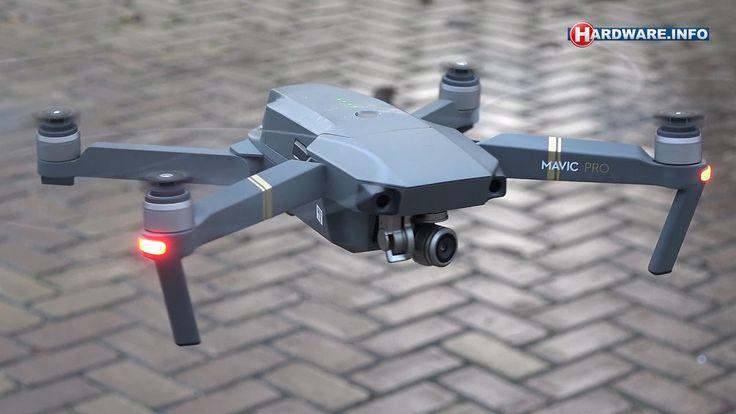 DJI Mavic Pro drone review - Hardware.Info TV (4K UHD) - http://dronewithcamera.store/dji-mavic-pro-drone-review-hardware-info-tv-4k-uhd/