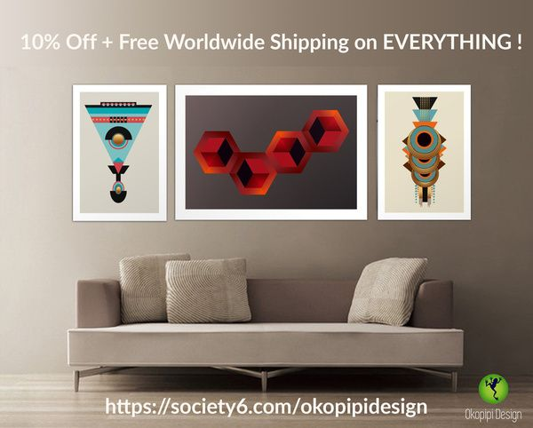 10% Off + Free Worldwide Shipping on EVERYTHING