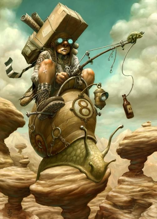 Brian Despain is a digital artist based in Orange Park, Florida. Started drawing since he could hold a pencil and never stopped again.