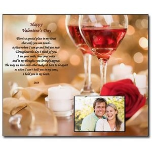 Valentine's Day Gift - Romantic Valentine gift for him or her - Photo ...