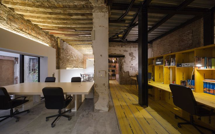 Gallery of San Jerónimo Atelier / CUAC Arquitectura - 1