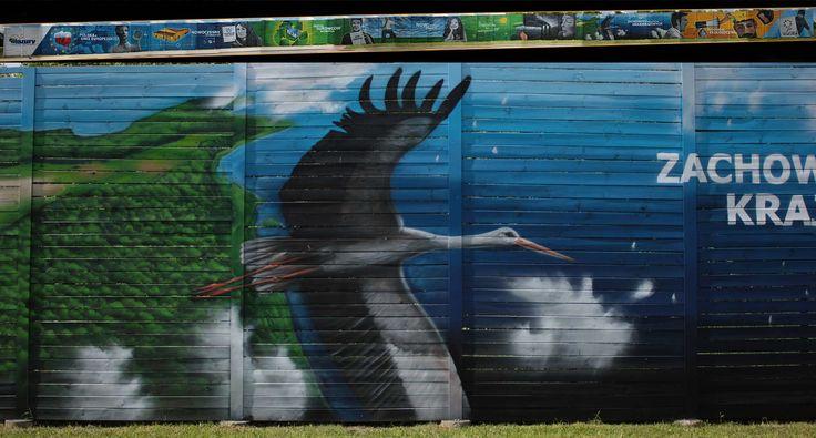 Eko - Mazury graffiti