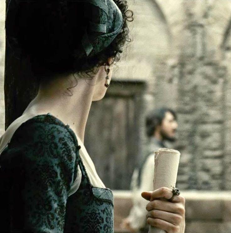 La dama del paso: Reseña en el blog El espejo de la entrada