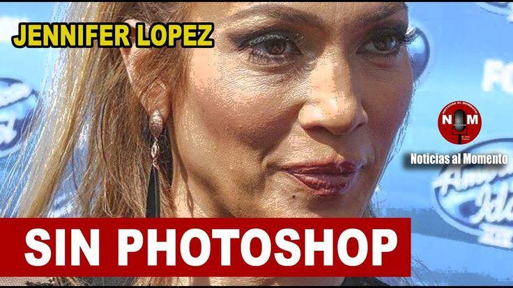 JENNIFER LOPEZ NO PHOTOSHOP 🔴 | NEWS AT THE MOMENT
