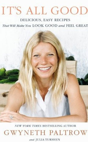 Gwyneth Paltrow Cook Book. Such a good book for the Low FODMAP Diet, however some substitution is needed for a few of the ingredients.