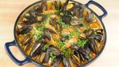 Emeril's Seafood PaellaEmeril Seafood, Maine Dishes, Food Favorite, Fish, Emeril Com 2014, Cozy Food, Food Beverages, Emeril Lagasse, Seafood Paella
