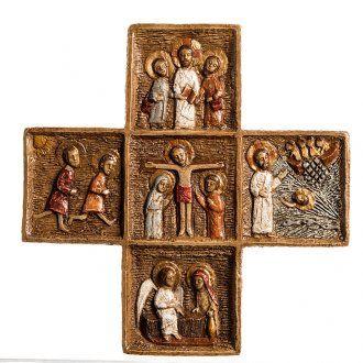 Croce Pasquale pietra Bethléem | vendita online su HOLYART