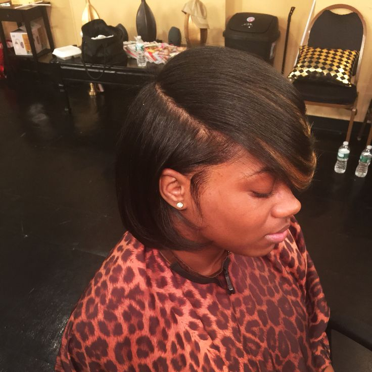 Simple blend in Lavish Hair Studio 273 s 60th street