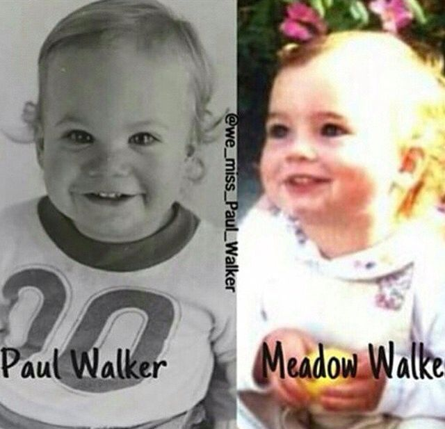Paul & Meadow Walker (FastFamily)