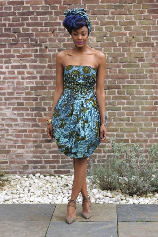 Voir pour mariage Inspiration - Robe tulipe par Maureen Powel - Pagnifik