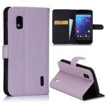 Funda Nexus 4 - Flip con Stand - Violeta  AR$ 75,18