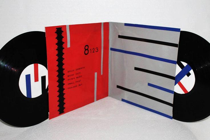 vinyl interior, graphic design, artwork, lp, music, project