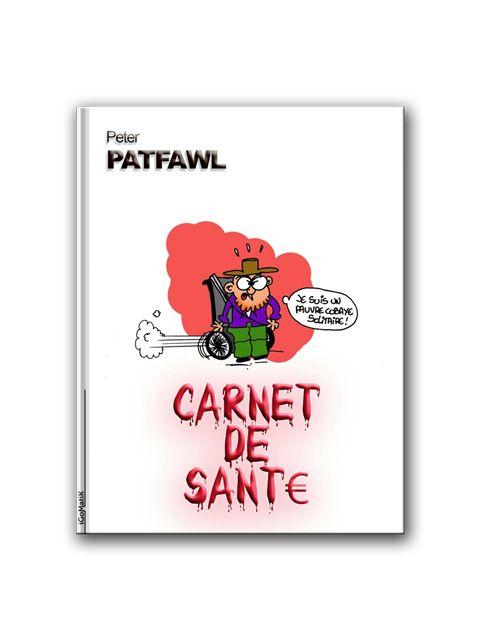 Carnet de Sant€ - Patfawl Un cadeau pour les patients comme pour les professionels de la santé. L'hôpital vu de l'intérieur, vu par le patient.  https://itunes.apple.com/fr/book/carnet-de-sante/id661210783?mt=11