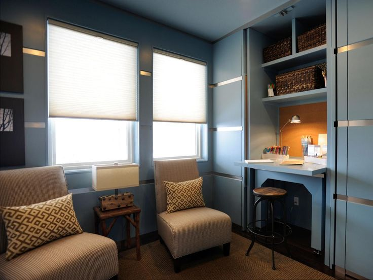 Multipurpose Room Ideas | Interior Design Styles and Color Schemes for Home Decorating | HGTV