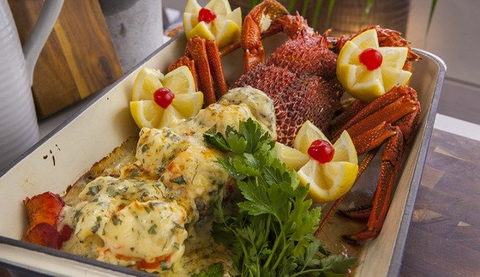 Lobster Mornay - Good Chef Bad Chef