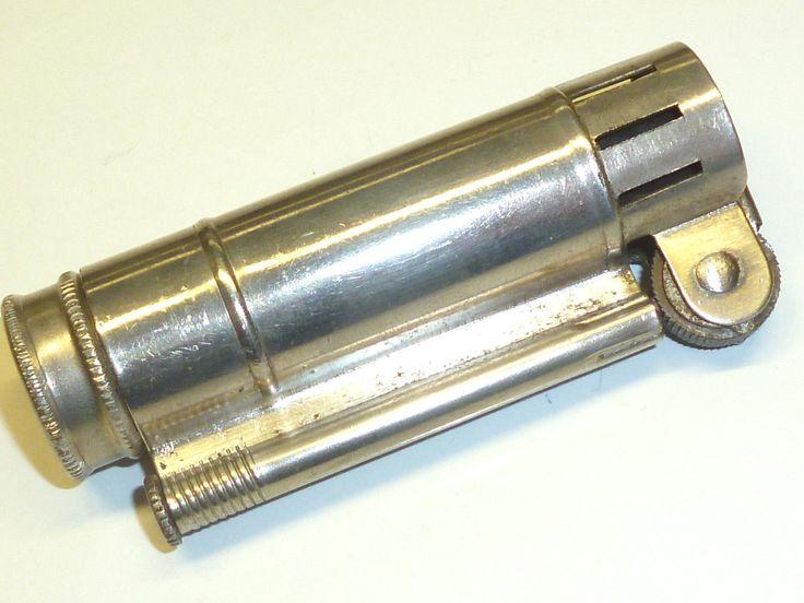IMCO DANDY LIGHTER (JULIUS FRANZ MEISTER) - STURMFEUERZEUG - 1947 - U.S.A.-RARE Sammeln & Seltenes:Tabak, Feuerzeuge & Pfeifen:Feuerzeuge:Alt (vor 1970)