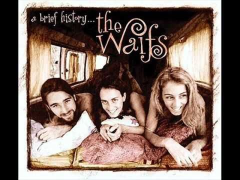 The Waifs [Live] - Fisherman's Daughter - GREAT Aussie band; and nice folks too