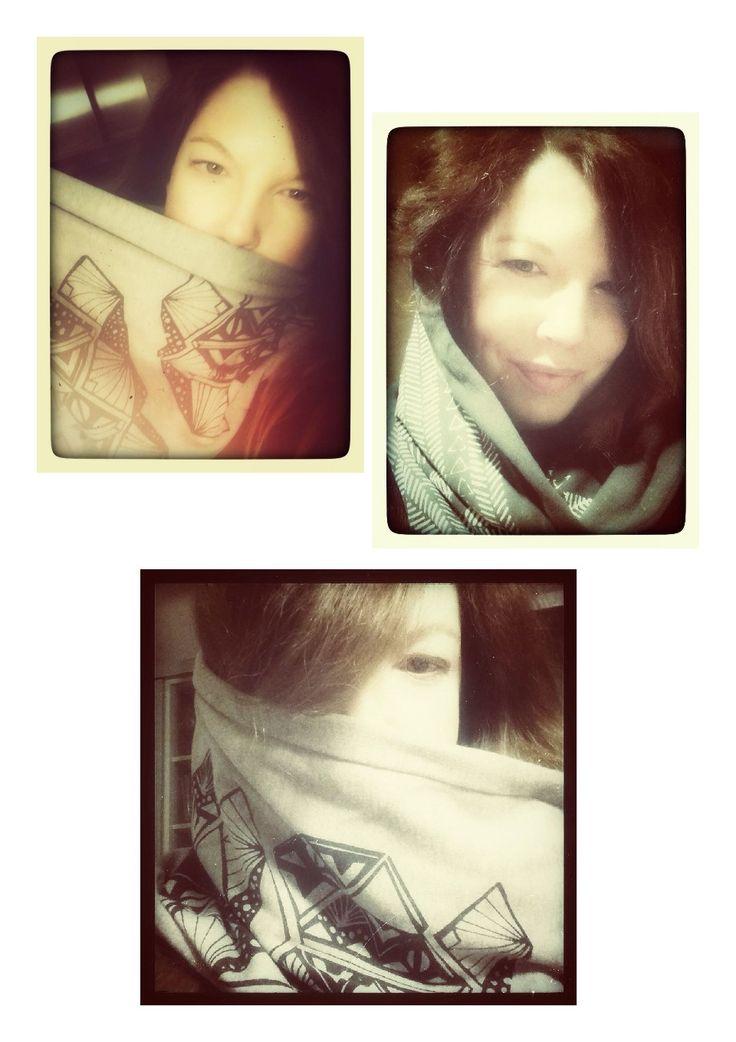 ETSY SHOP OF THE WEEK I found beautifully printed scarves on Etsy at Simka Sol