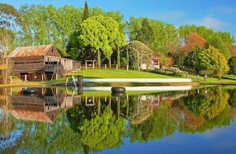 Fonty's pool and caravan park Manjimup