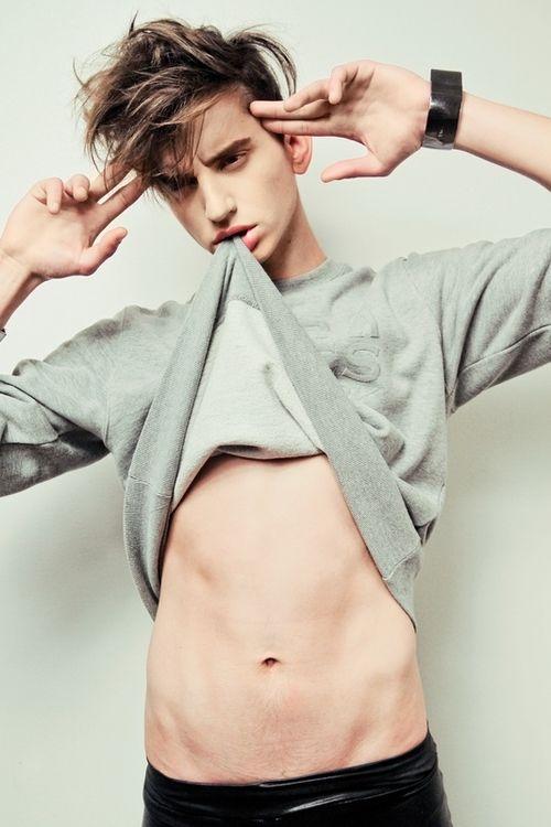 strangeforeignbeauty:  Arthur Jacob [ male models   1000+ notes   facebook   twitter   google+   instagram ]