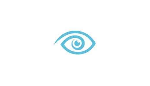 Cool Eye Logo Design