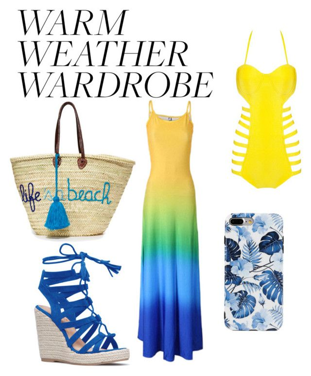 warm weather wardrobe by chiara30stm on Polyvore featuring polyvore fashion style Soeur Du Maroc clothing