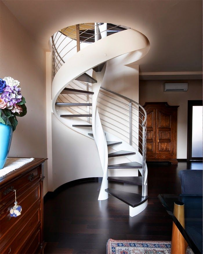 25 Stair Design Ideas For Your Home: 25+ Best Ideas About Spiral Staircase Dimensions On