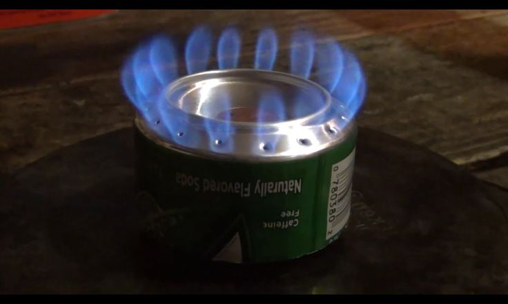 """In this video I'll show you how I like to make a """"penny can"""" stove. They're very fun to make and work well. Enjoy!"""