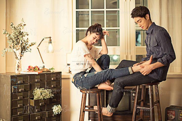 Korea Pre Wedding Gaeul Studio Sample (54)