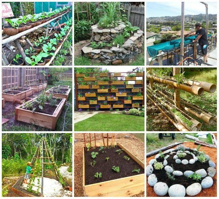 garden design with small garden ideas veg on pinterest small gardens small with backyard vegetable - Small Garden Ideas Images