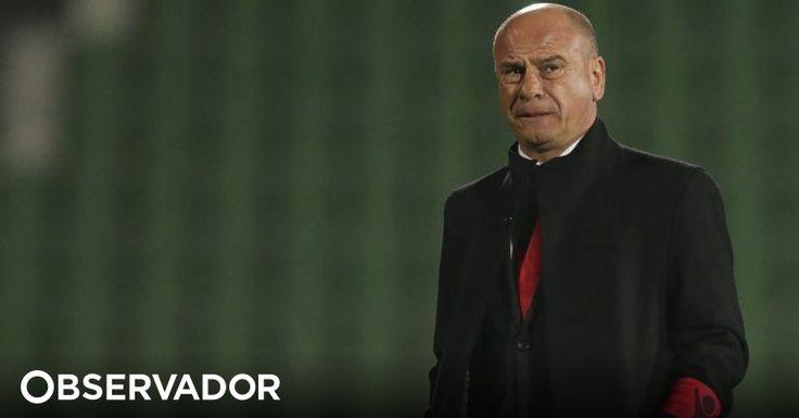"""O técnico do Desportivo das Aves admitiu que o jogo com o Caldas """"é o mais importante"""". O encontro da primeira mão das meias-finais da Taça de Portugal em futebol acontece na quarta-feira. http://observador.pt/2018/02/26/jose-mota-diz-que-jogo-da-taca-e-o-mais-importante-da-carreira/"""