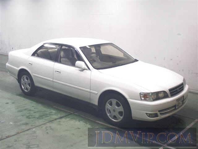 1999 TOYOTA CHASER GX100    Http://jdmvip.com/jdmcars/1999_TOYOTA_CHASER__GX100. ChibaJdm CarsToyota